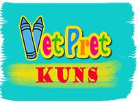 Vet Pret Kuns DIY Kunsprojekte vir Kinders Hartenbos