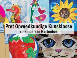 background banner Vet pret kuns